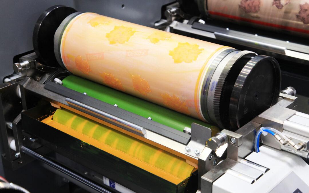 تنظیم صحیح فشار چاپ